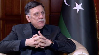 One on One: Exclusive interview with Fayez al Sarraj, Libya's Prime Minister