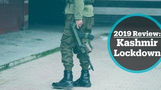 2019 Review: Lockdown seriously disrupts life in Kashmir