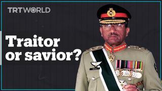 The rise and fall of Pervez Musharraf