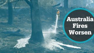 Temperatures across Australia rise over 40 degrees Celsius
