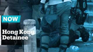 Hong Kong Detainee: Latest footages from Hong Kong