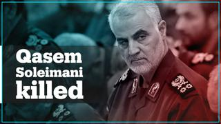 Iran's top military chief Qasem Soleimani killed in US strike