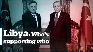 Why is Turkey making deals with Libya's UN-recognised government?