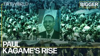 Paul Kagame's Rise | Bigger Than Five