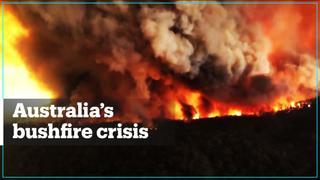Australia's bushfire crisis