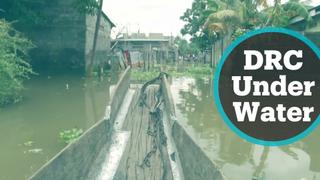 Extreme weather leave parts of DRC's capital underwater