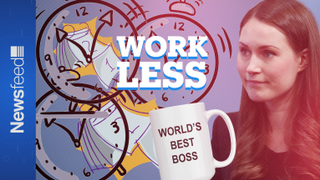 Why less time at work makes a lot of business sense