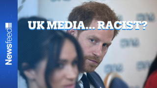 Megan Markle and Prince Harry- the headlines that made a difference