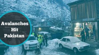 Dozens killed as heavy snow hits region
