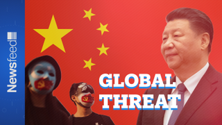 HRW says China's government poses a global threat to human rights