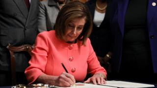 US House sends articles of impeachment to Senate | Money Talks