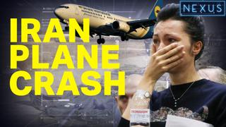 WHY IRAN SHOT DOWN UKRAINE PLANE?!