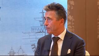 One on One: Exclusive interview with Former Secretary-General of NATO Anders Fogh Rasmussen