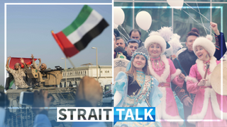 UAE's Foreign Entanglements   Global Turkic Identity