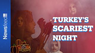 """""""Bocuk Gecesi"""", Turkey's scariest night."""
