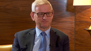 One on One: Exclusive interview with Carl Bildt, Co-Chair European Council on Foreign Relations