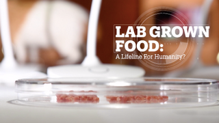 LAB GROWN FOOD: A lifeline for humanity?