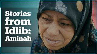 Stories from Idlib: Aminah