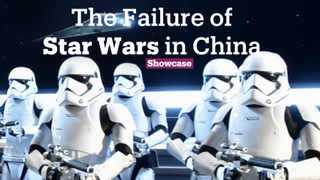 The Failure of Star Wars in China | A Look Into | Showcase