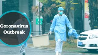 Transport shut down in Wuhan where virus first appeared