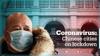 Coronavirus: China puts multiple cities on lockdown
