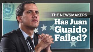 Has Venezuela's Opposition Leader Juan Guaido Failed?