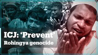 ICJ orders Myanmar to 'prevent' Rohingya genocide