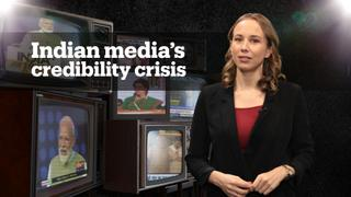 Is India's media facing a credibility crisis?