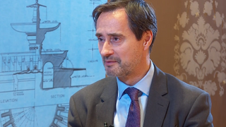 One on One: Robin Niblett, Director of Chatham House