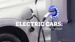 ELECTRIC CARS: Counting the cost?