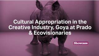 Cultural Appropriation   Goya at Prado   Ecovisionaries