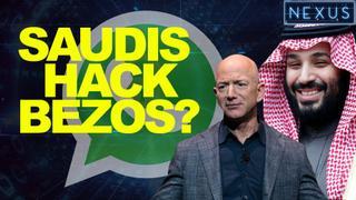 USING WHATSAPP? Top Hacker explains dangers revealed by MBS / BEZOS scandal