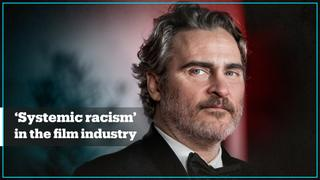 Here's what Joaquin Phoenix drew attention to in his BAFTAs speech