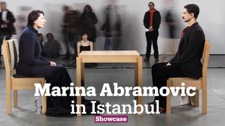 Marina Abramovic in Istanbul