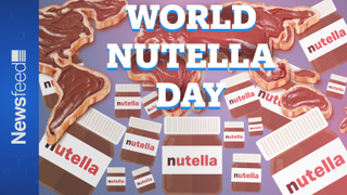 It's World Nutella Day!