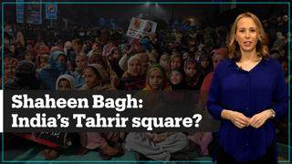 Why is India's ruling party demonising the Shaheen Bagh protesters?