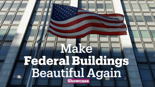 Trump's Making Federal Buildings Beautiful Again
