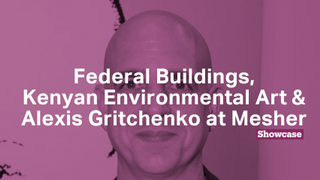 Gritchenko at Mesher | Federal Buildings | Kenyan Environmental Art