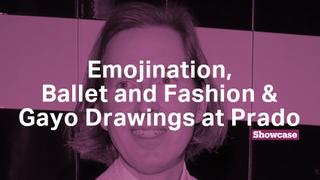 Emojination | Ballet and Fashion | Gayo Drawings at Prado