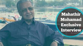 One on One: Exclusive interview with Mahathir Mohamad, Malaysian Prime Minister