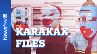 Revelations about treatment of Uighurs leaked all over the internet