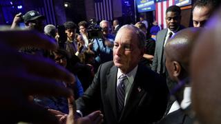 Michael Bloomberg surges in US Democratic opinion polls   Money Talks