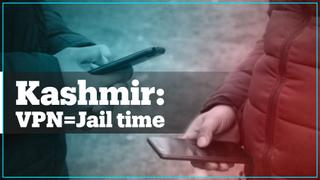 Kashmiris using VPNs booked under 'anti-terror' law