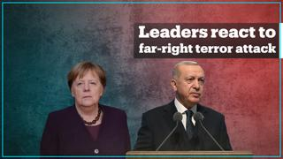 President Erdogan and Chancellor Merkel react to terror attack in Germany