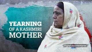 Yearning of a Kashmiri Mother