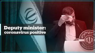 Iran's deputy health minister infected by coronavirus one day after rejecting claims of outbreak