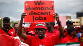 South African trade unions strike over rising unemployment | Money Talks