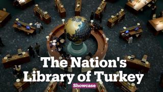 Turkey's Biggest Library Opens in Ankara