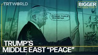 "Trump's Middle East ""Peace"" 