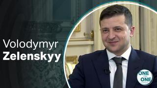 Exclusive Interview with Ukrainian President Volodymyr Zelenskyy